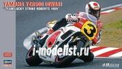 21710 Hasegawa 1/12 Yamaha YZR500 Team Lucky Strike Limited Edition