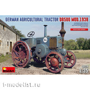 38024 MiniArt 1/35 German agricultural tractor D8500 (mod. 1938)