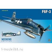 7441 Eduard 1/72 F6F-3