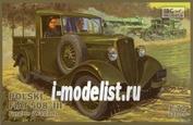 72009 IBG models 1/72 Polski FIAT 508/III Furgon (Wagon)