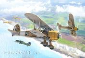 1437 Italeri 1/72 Fiat cr.42 Falco