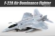 12212 Academy 1/48 F-22A