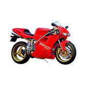 14101 Tamiya 1/12 Мотоцикл Ducati Desmosedici