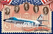 324 Roden 1/144 Lockheed VC-140B jetstar