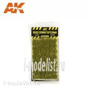 AK8130 AK Interactive Плотные весенние пучки травы, 8 мм