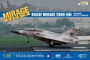K48037 Kinetic 1/48 Mirage 2000D-5I ROCAF
