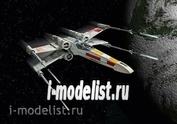 06690 Revell 1/29 Сборка Звёздный истребитель «Крестокрыл» (41,4 см)