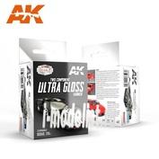 AK9040 AK Interactive Акриловый лак ULTRA GLOSS VARNISH