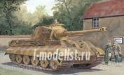 7558 Dragon 1/72 Танк Sd.Kfz.182 Kingtiger Henschel Turret