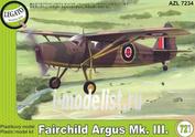 AZL7234 AZ Model 1/72 Fairchild Argus Mk. III.