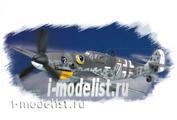 80226 HobbyBoss 1/72 Aircraft Bf109G-6/(early)