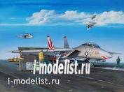 03201 Я-моделист Клей жидкий плюс подарок Trumpeter 1/32 Самолет F-14A Tomcat
