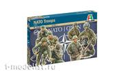 6191 Italeri 1/72 Солдатики, войска НАТО