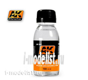 AK047 AK Interactive Liquid WHITE SPIRIT 100 mL
