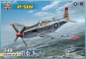 4817 ModelSvit 1/48 P-51H Mustang