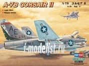 87202 HobbyBoss 1/72 A-7B Corsair Ii