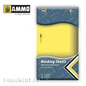 AMIG8043  Ammo Mig Универсальная аэрографическая маска для всех типов краски и поверхностей