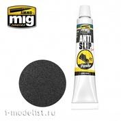 AMIG2034 Ammo Mig Антислип цвет черный (Акриловая паста) для 1/72 и 1/48