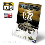 AMIG6019 Ammo Mig TWS - HOW TO PAINT 1:72 MILITARY VEHICLES (English)