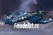 80390 HobbyBoss 1/48 F4U-5N Corsair early version
