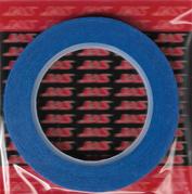 63137 JAS Маскировочная лента, бумага,  5 мм х 18 м