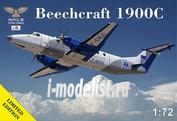SVM72005 Sova-M 1/72 Beechcraft 1900C-1 Ambulance