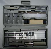 4025 Jas Набор ножей с цанговым зажимов, 30 предметов
