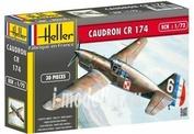 80218 Heller 1/72 Самолёт CAUDRON CR 714