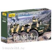 81141 Heller 1/35 VAB 6x6 Transport de troupes