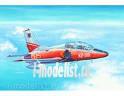 01636 Я-Моделист Клей жидкий плюс подарок Trumpeter 1/72 Самолет К-8 Karakorum Trainer