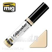 AMIG3520 Ammo Mig BASIC FLESH (Oil paint with fine brush applicator)