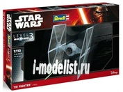 03605 Revell 1/110 Tie Fighter