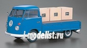 21211 Hasegawa 1/24 Автомобиль Volkswagen Type 2 Pic-up Truck 1967