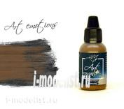 ART338 Pacific88 Краска акриловая Art Color молочный шоколад (milk chocolate)