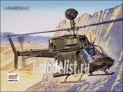 2704 Italeri 1/48 bell OH-58D