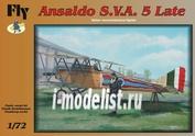 FLY72002 Fly 1/72 Ansaldo S.V.A. 5 Late