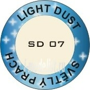 SD007 CMK Light Dust. Модельный пигмент 30 мл
