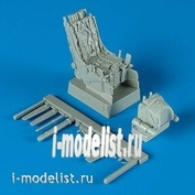 QB48 136 Quickboost 1/48 Ejection seat for Su-27 Ejections seat with safety belts