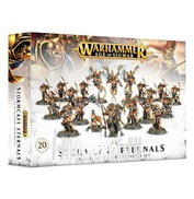 96-99 Warhammer 40.000 Warhammer Age of Sigmar Expansion: Stormcast Eternals (Набор из 20 фигур