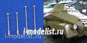 1/35 RB Model 35A01 Outline marker 2 x 13,8 mm & 2 x 17,9 mm