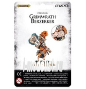 84-20 Warhammer 40.000 Grimwrath Berzerker (Мрачногневный Берсерк Огнеубийц)