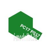 86017 Tamiya PS-17 Металлик Зеленая