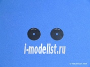 RB-T011 RB productions Инструмент 0.65 and 0.55 mm - optional extra wheels for Rivet-R tool