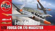 3050 Airfix 1/72 Fouga CM.170 Magister