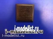 PL03 Plate Stand for model (covered) 64x64 mm