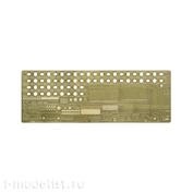 035353 Микродизайн 1/35 Набор фототравления для БМ-13
