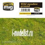 AMIG8361 Ammo Mig WILD MEADOW GROUND (дикий луг)