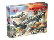48071 ICM 1/48 ВВС Великобритании Спитфайр Mk. XVI