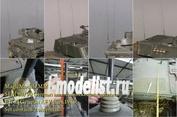 MM35200 Magic Models 1/35 Антенны SEM 80/90. Для установки на модели бронетехники Бундесвера с 1986 года. В комплекте 2 антенны.
