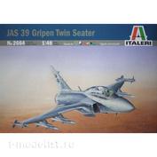2664 Italeri 1/48 Jas 39 Gripen Twin Seater